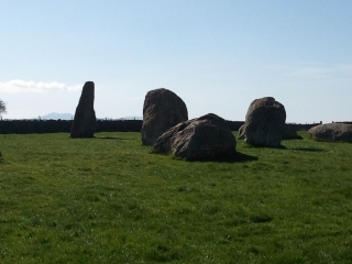 Long Meg and (some of) her daughters
