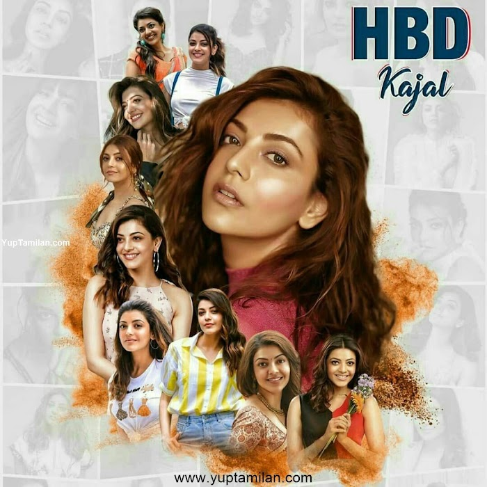 Kajal Agarwal Happy Birthday Wishing Photos-Spicy Pictures