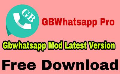 Gbwhatsapp Mod Version Free Download