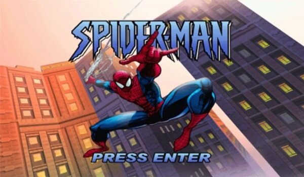 تحميل لعبة سبايدر مان 1 spider man للكمبيوتر من ميديا فاير كاملة