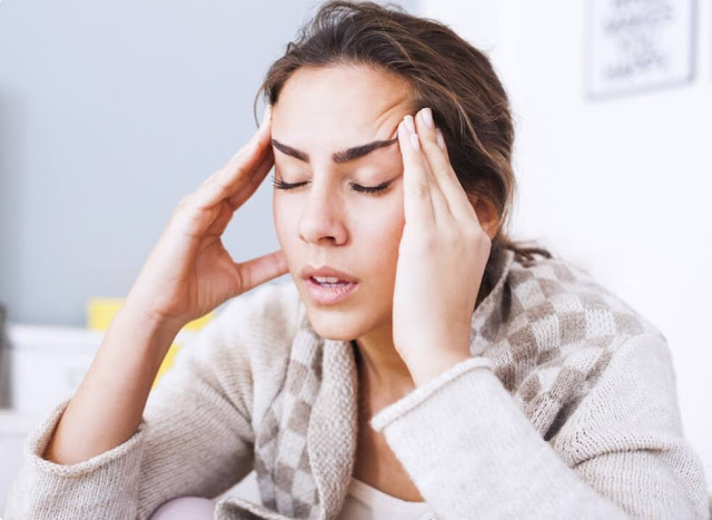 Penyebab Sakit Kepala Di Saat Haid