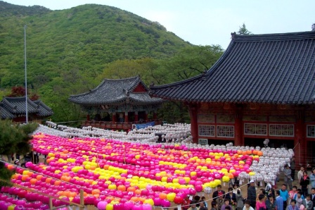 Beomeosa, Busan
