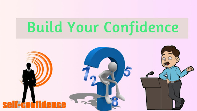 how to become confidence people