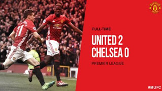 Video Gol Manchester United vs Chelsea 2-0
