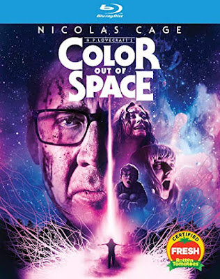 Color Out of Space (2019) Dual Audio World4ufree