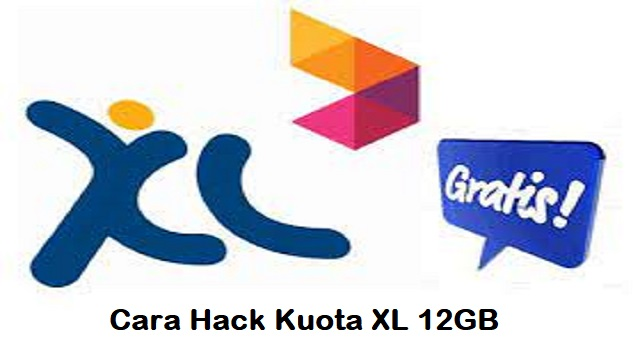 Cara Hack Kuota XL 12GB