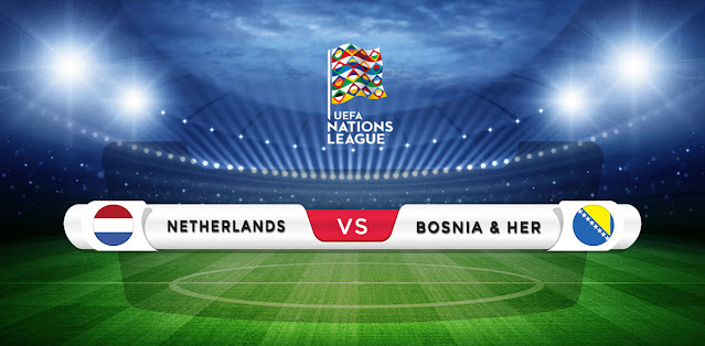 Netherlands vs Bosnia & Herzegovina Prediction & Match Preview
