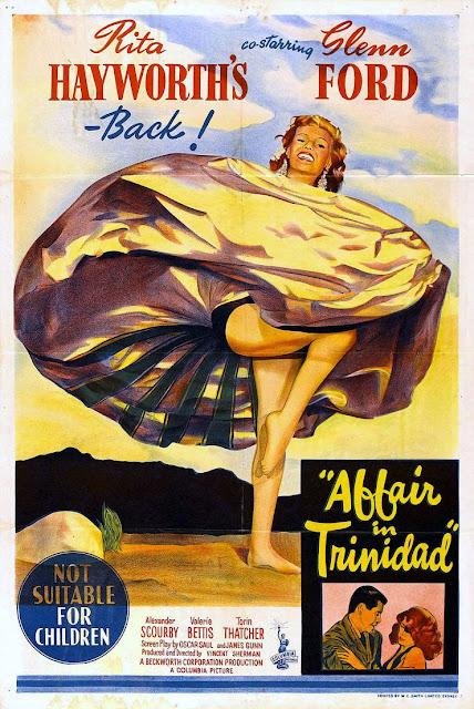afiche de cine