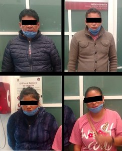 Con violencia y terror psicológico robaban en transporte público en EDOMEX