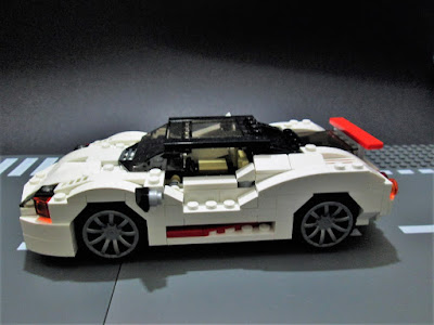 Set LEGO Creator 31006 Highway Speedster