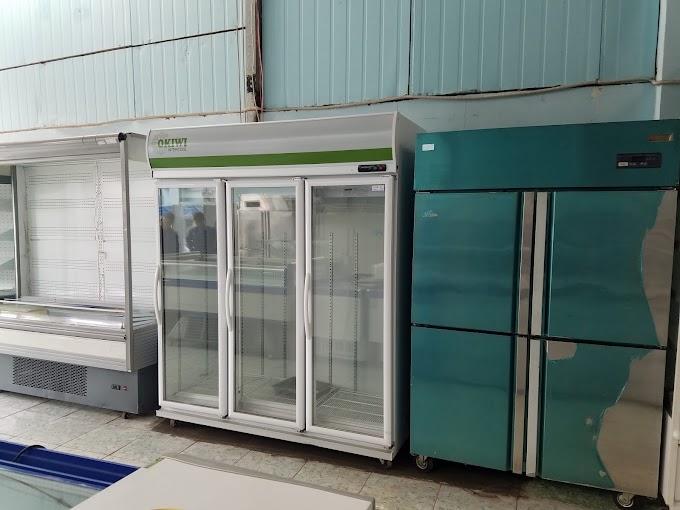 Cho thuê tủ đông cửa kính tại Huế