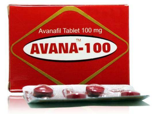 Avana Viagra Tablet