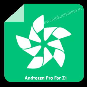 andro zen pro