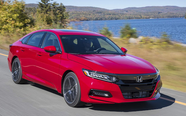 novo Honda Accord 2018