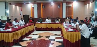 Draft Stop dan Perwali New Normal Kota Probolinggo Mulai Dibahas