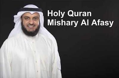 Play Murottal Al-Qur'an 30 Juz oleh Mishary al Afasy tanpa Download