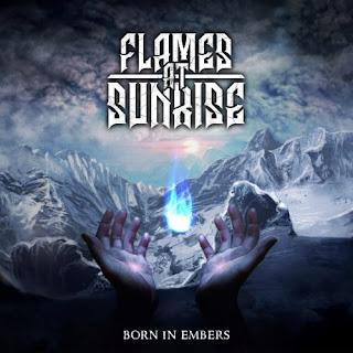 """Το βίντεο των Flames at Sunrise για το """"Dolmen"""" από το album """"Born in Embers"""""""