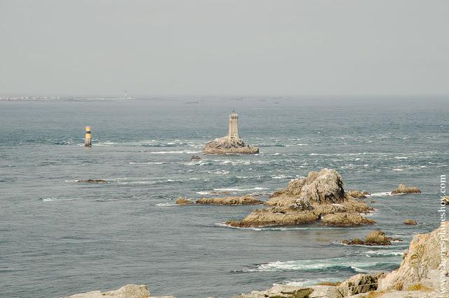 Punta de Raz Pointe du Raz  viaje Bretaña cabos paisajes naturaleza