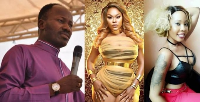 Daniella Okeke Breaks Silence On Allegations That She Slept With Apostle Suleman