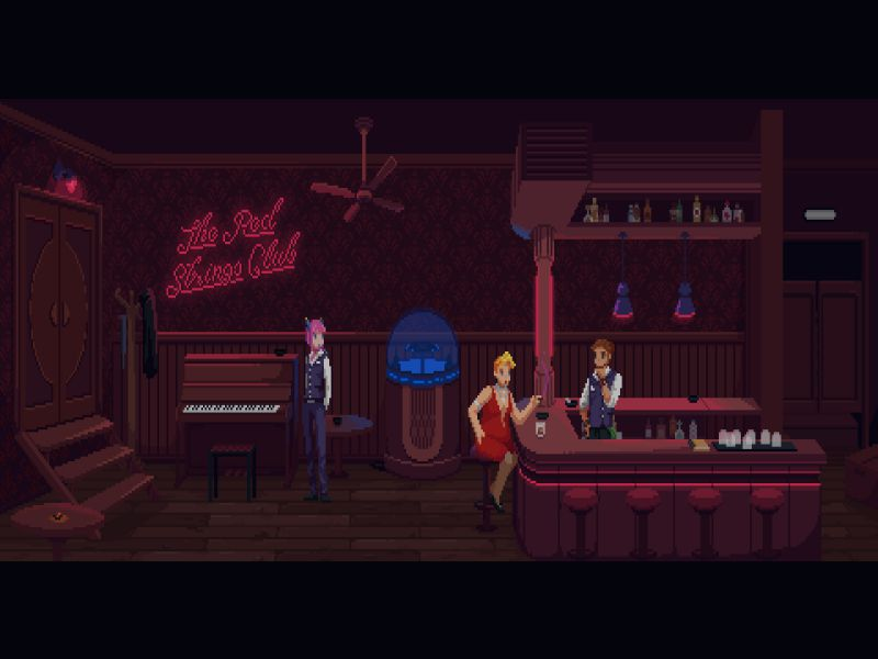 Download The Red Strings Club Game Setup Exe