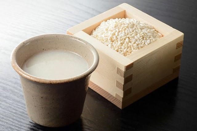 'Elixir' drink amazake