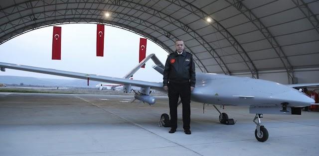 «Πόλεμος» με τουρκικά DRONES στο Αιγαίο-Πως αντιδρά η Ελλάδα
