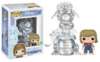 "Pop! Disney: Pete's Dragon 2-pack - 6"" Invisible Elliott with Pete."