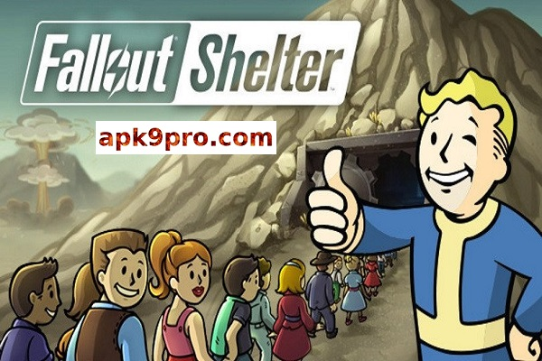 Fallout Shelter 1.13.23 Apk + Mod + Data File size 213 MB for android