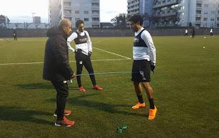 المنتخب يعلن استبعاد عمر جابر وحسين الشحات من قائمة ودية مباراة مصر و البرتغال