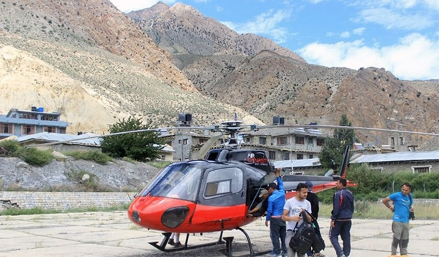 Everest Helicopter Tour, Annapurna Base Camp Helicopter Tour, Muktinath Helicopter Tour, Most Popular Helicopter Tours in Nepal, Helicopter Tours, nepal, travel