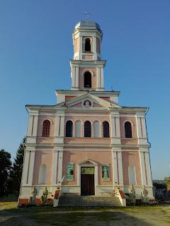 Браїлів. Вінницька обл. Свято-Троїцька церква