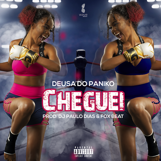 Cheguei - Deusa Do Paniko Afro House