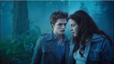 Edward le revela a Bella que es un vampiro (escena de Crepúsculo)
