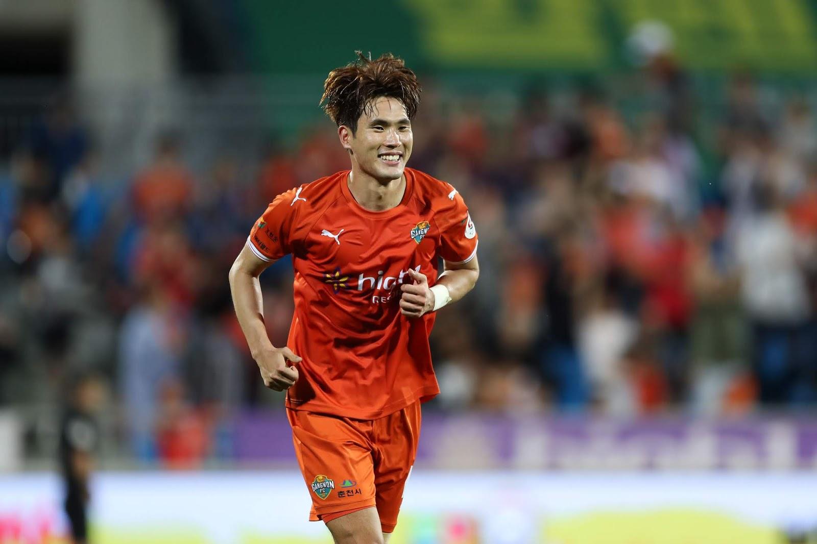 Gangwon FC 2-0 Gyeongnam FC, K League 1 09.01.19