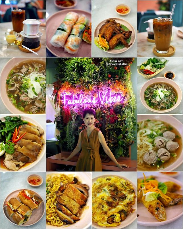 Nguyen's Vietnamese Restaurant At 163 Retail Park Mont Kiara Kuala Lumpur