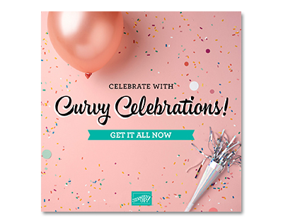Promotion for Curvy Celebrations