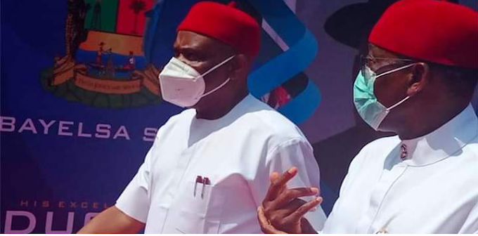 BREAKING: South-South governors meet in Rivers