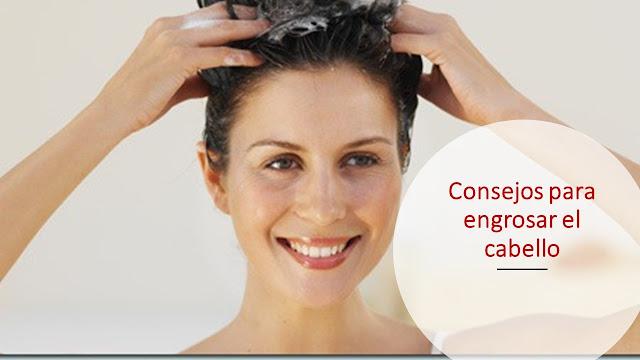Consejos y remedios caseros para engrosar el pelo de forma eficaz.