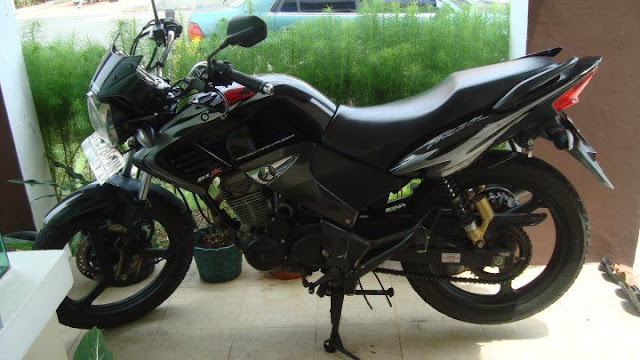 My Motorbike Honda Tiger 2007 - 200CC