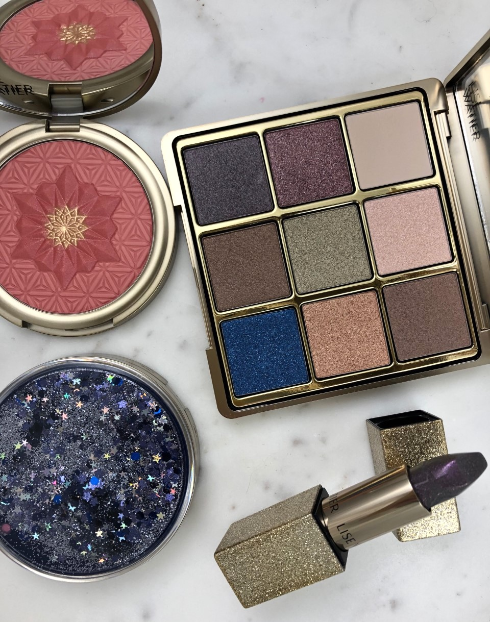 Lise Watier Stardust Collection: A quick review