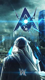 Alan Walker Darkside Mobile HD Wallpaper