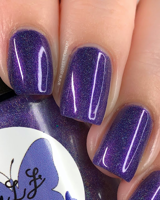 MLF Lacquer Ghouls 25 Sweetpeas