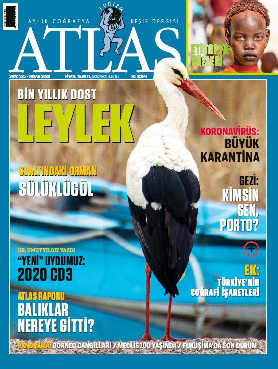Atlas Nisan 2020 Dergi PDF indir