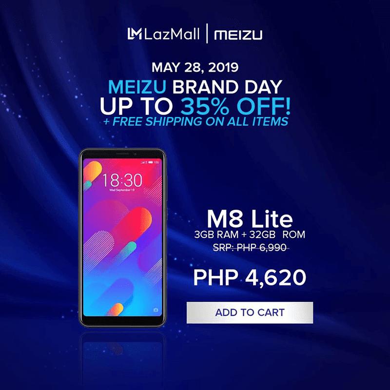 Meizu M8 Lite sale