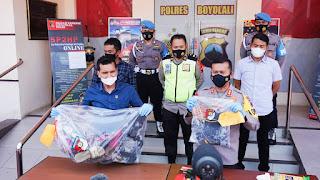 Polisi Menetapkan Dua Tersangka Kasus Perahu Terbalik di Waduk Kedung Ombo