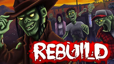 Rebuild 3: Gangs of Deadsville Apk for Android (paid)