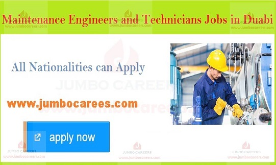 latest job openings in Gulf countries, Urgent Dubai jobs,