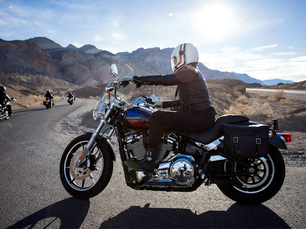 Tips for preparing a long motorcycle trip