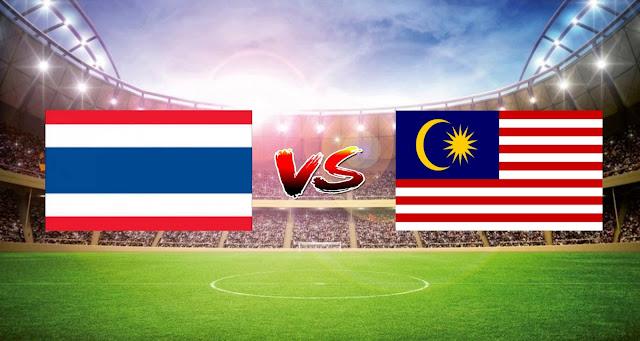 Live Streaming Thailand vs Malaysia 16.6.2021 Kelayakan Piala Dunia