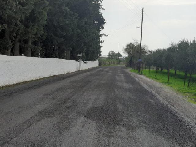Κακοτεχνίες από τον εργολάβο στο οδόστρωμα της οδού Ερμιόνης – Πορτοχελίου